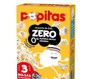Apex compra el negocio de palomitas de Borges y su marca líder Popitas