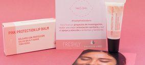 Freshly Cosmetics lanza el Lip Balm Solidario