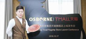 Osborne se refuerza en China de la mano de Alibaba