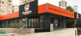 Kuups sumará dos nuevos supermercados Economy Cash en octubre