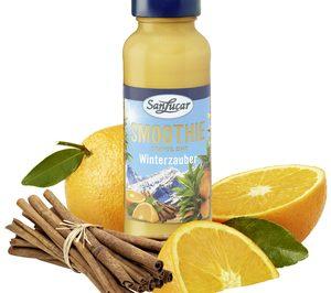 Sanlucar Fruit amplía su gama de smoothies con Winter Magic