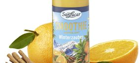 Sanlucar Fruit amplía su gama de smoothies con Winter Magic