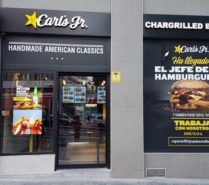 Beer & Food anuncia 10 aperturas de Carls Jr. antes de fin de año
