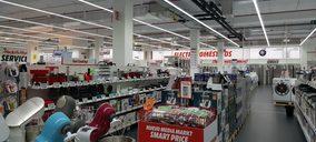 MediaMarkt se prepara para Almería pero se retrasa la entrega de Finistrelles