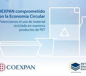 Coexpan refuerza su apuesta por el material reciclado