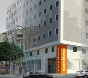 EasyHotel continuará su expansión por España en Málaga