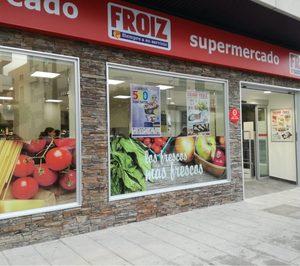 Froiz inaugura su quinto supermercado madrileño en Getafe