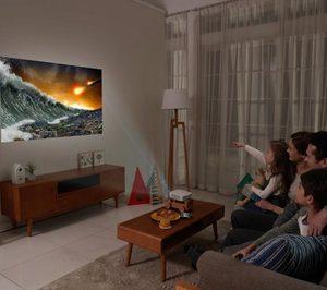 LG prevé consolidar su cuota en proyectores LED con novedades
