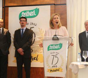 Luz verde al futuro proyecto de ampliación de Santiveri en Peñafiel