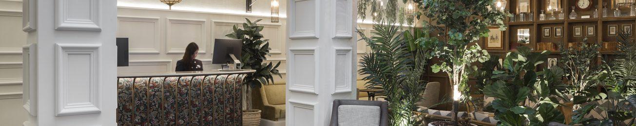 Informe de Interiorismo en Hostelería 2018
