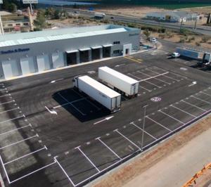Volvo Trucks inaugura instalaciones en Murcia