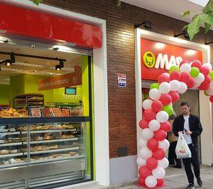 Mas&Go alcanza la media docena de tiendas en Sevilla