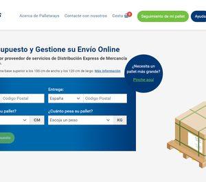 Palletways lanza su herramienta online de gestión de envíos