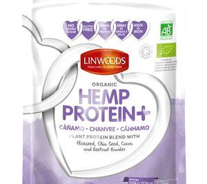 Linwoods presenta su nueva mezcla de proteína vegetal Hemp Protein+