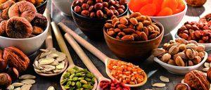 Informe 2018 del sector de frutos secos