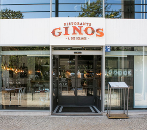 Ginos se intercionaliza con un local en Portugal