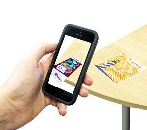 Oki Europe lanza una app de Realidad Aumentada para el Retail