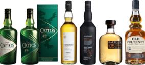 Hisúmer coge la exclusiva de los whiskies escoceses de InverHouse