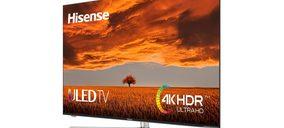 Hisense lanza los televisores ULED de la serie U7A