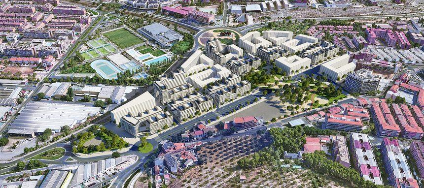 Inmoglaciar invertirá 500 M€ para la construcción de 2.500 viviendas