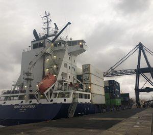 JSV Logistic estrena nueva conexión entre Fuerteventura y la península