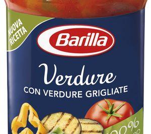 Barilla, nuevas salsas vegetarianas 'Olive' y 'Verdure'