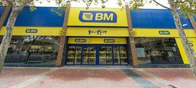 Uvesco inaugura su tercer supermercado BM en Logroño
