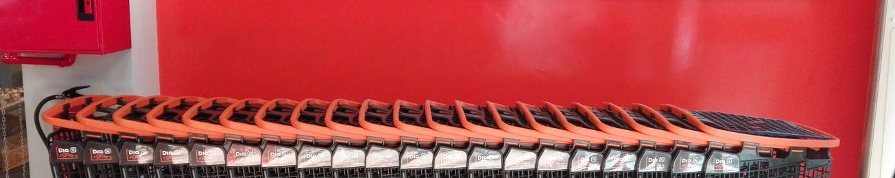 Informe 2018 de Equipamiento Comercial: Carros y Cestas