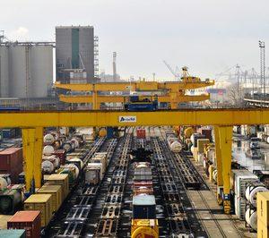 Renfe Mercancías reduce sus volúmenes en los nueve primeros meses del año