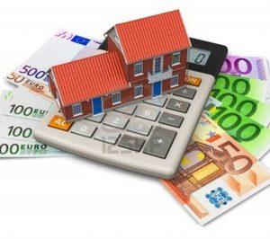 Las hipotecas bajaron un 2% en agosto