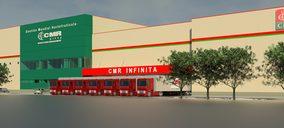 CMR invierte 7,5 M€ en su nueva plataforma logística en Mercamadrid