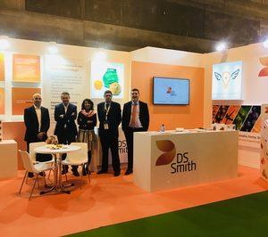 DS Smith presentó su gama de embalajes para el sector agrícola en Fruit Attraction