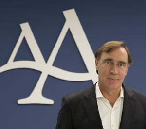 Angulas Aguinaga, nuevo director internacional