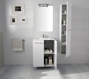 Gala presenta el mueble de baño Nura