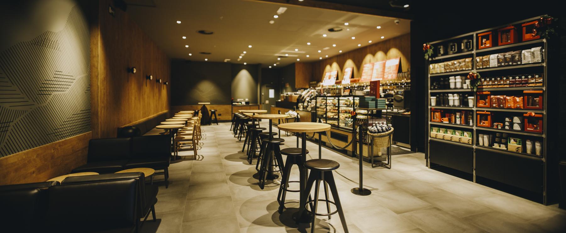 Starbucks amplía su red en Barcelona