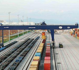 Transportes Portuarios crea una filial para potenciar su división ferroviaria