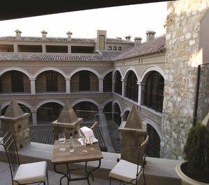 Sale a concurso la explotación del hotel Palacio de Mengíbar
