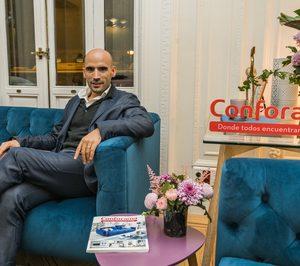 David Almeida (Conforama): Nos hemos fijado un objetivo de 80 tiendas en Iberia