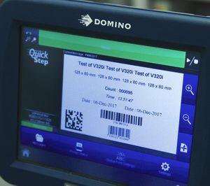 Clamco desarrolla una solución de serialización con la V320i de Domino