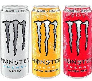 Coca-Cola desarrolla energéticas con su marca