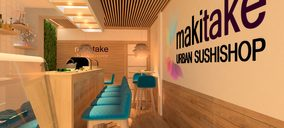 Makitake debutará en Madrid capital y en la Costa del Sol