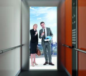 Thyssenkrupp presenta las gamas de ascensores synergy y evolution