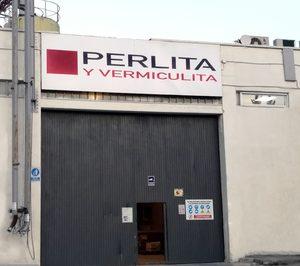 Perlita y Vermiculita invierte en la ampliación de su fábrica