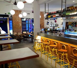 Tabernas El Economato abre en el centro de Madrid