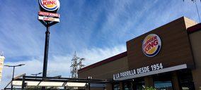 Burger King incorpora dos nuevos restaurantes en Madrid y Murcia