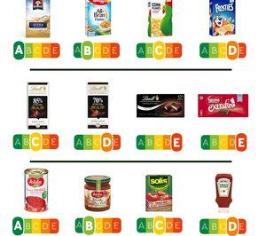 Los fabricantes impulsores del etiquetado ENL estudian el anuncio del Nutri-Score