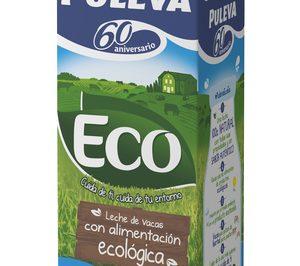 Lactalis pone en valor la leche ecológica en la nueva Puleva ECO