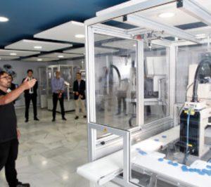 Omron abre un laboratorio en España