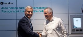 Forum Sport implanta terminales Hapiick para la recogida de compras online