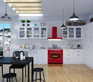 Muebles de cocina, un segmento al alza